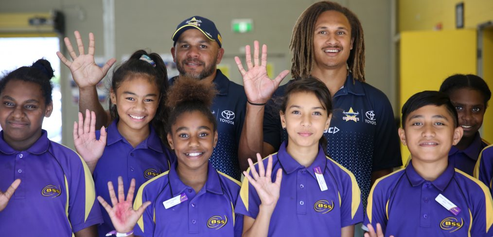 Cairns schools embracing Try for 5! | Cowboys Community